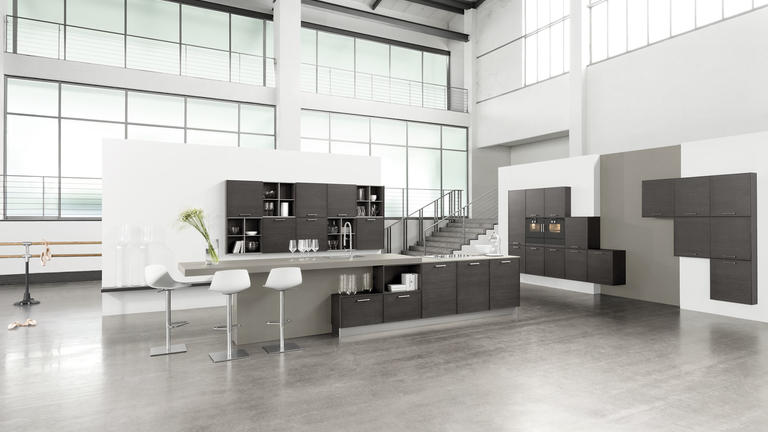 systemat art k che4you. Black Bedroom Furniture Sets. Home Design Ideas